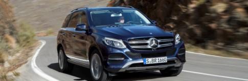 Mercedes-Benz GLE e Mercedes-AMG GLE 63