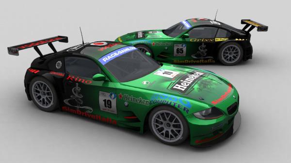 Bmw Z4 Series Tutte Le Skin Ufficiali Sim Racingworld It